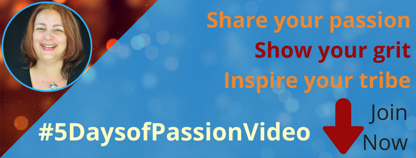 create you passion video